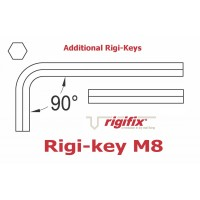 Additional Rigi-Keys M8 - Hand & Driver Keys