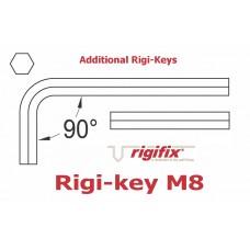 Additional Rigi-Keys M8 - Hand & Driver Keys